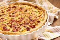 Green Chile Quiche or Frittata Quiche Lorraine, Quiches, Diet Recipes, Snack Recipes, Cooking Recipes, Easter Recipes, Egg Recipes, Easy Cooking, Cooking Time