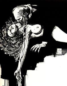 Vampyres by Bill Sienkiewicz