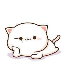 gatos - Búsqueda de Google Cute Cartoon Images, Cute Cartoon Drawings, Cute Love Cartoons, Cute Kawaii Drawings, Cute Animal Drawings, Cute Cartoon Wallpapers, Cute Anime Cat, Cute Cat Gif, Cute Kawaii Animals