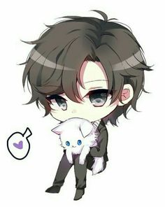 Immagine di mystic messenger, jumin han, and anime