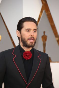 Jared Leto y su Gucci fracasan en los Oscar 2016
