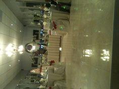 Mock Wedding Reception
