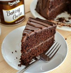 Death By Chocolate Cake. Daily Simple Recipes For Everyone