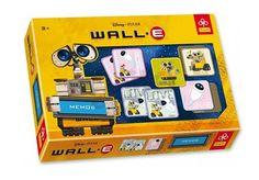 Myślisz, że masz świetną pamięć? Zagraj w Memos! Popularna gra pamięciowa w pudełku z #wall-e. Rozwijaj pamięć swojego dziecka z #supermisiopl