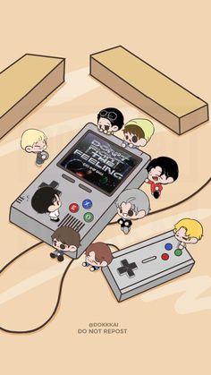Kpop Exo, Exo Chanyeol, Exo Wallpaper Hd, Exo Fanart, Exo Cartoon, Exo Stickers, Exo Anime, Exo Merch, Exo 12