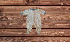 Boy Infant Pajamas (Size: 3-6 Months)