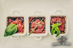 Parmigianine di melanzane