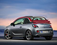 "Check out new work on my @Behance portfolio: ""Opel Adam S Convertible"" http://be.net/gallery/46517999/Opel-Adam-S-Convertible"