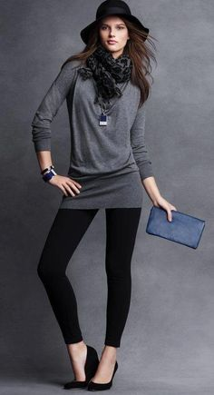 Ann Taylor- this top looks so comfortable!                                                                                                                                                                                 More