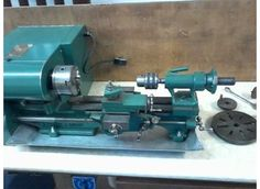 ZYTO metal lathe in High Wycombe