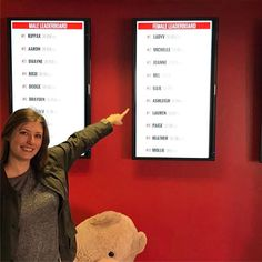 Big well done to Ashleigh who's get herself on our Female Leaderboard today. #GirlPower