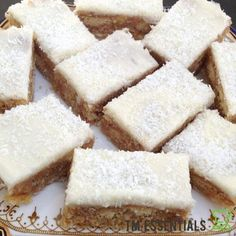 It's time to let the kids loose in the kitchen. With no baking time needed, our lemon coconut slice is quick and easy for anyone to make. Perfect to send to school with the kids as it is nut free.IngredientsBase250 g packet Milk Arrow...