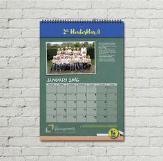 Schoolkalender 2016 GBS Eindhout