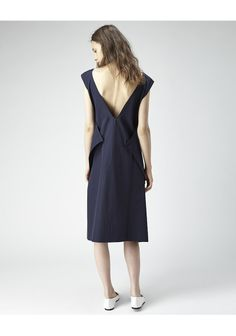 Jasmin Shokrian Draft No. 17 / Envelope Dress | La Garçonne