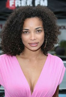 Popular afro hairstyles for woman – My hair and beauty Afro Hairstyles, Celebrity Hairstyles, Rochelle Aytes, Curly Hair Styles, Natural Hair Styles, Black Actresses, Mixed Hair, Girl Celebrities, Celebs