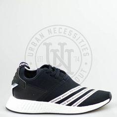 4971b4d946e Adidas Nmd R2 Wm White Mountaineering Black-Urban Necessities