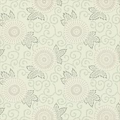 Starlight #wallpaper in #aqua from the Chelsea collection. #Thibaut