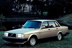 Sold my gold 1992 Volvo 240 (similar to this one) after 5 years - with almost 260,000 miles on it. A month later, the teenager driving her, walked away without a scratch, after hitting an SUV head-on.