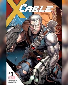Cable is coming back to his own series during Resurrxion : Written by James Robinson, Art by Carlos Pacheco.  Download images at nomoremutants-com.tumblr.com  #marvelcomics #Comics #marvel #comicbooks #avengers #captainamericacivilwar #xmen #Spidermanhomecoming  #captainamerica #ironman #thor #hulk #ironfist  #spiderman #inhumans #civilwar #cable #infinitygauntlet #Logan #X23 #guardiansofthegalaxy #deadpool #wolverine  #drstrange #infinitywar #thanos #gotg #RocketRaccoon #cyclops…