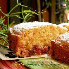 Torta soffice alle ciliegie, ricetta buonissima