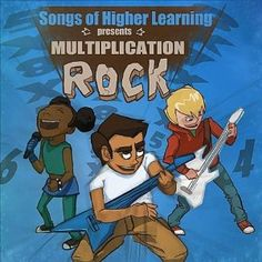 A great way to help students tomemorizemultiplication facts is through music.