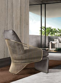 Modern armchairs design to put in your design projects and make them trendy than ever. See more furniture design here at www.covethouse.eu