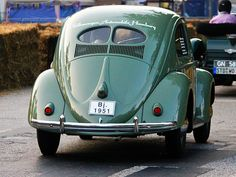 Volkswagen Pretzel Beetle (1951) Type 11 | by Transaxle (alias Toprope)