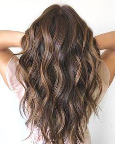 Balayage Hair Caramel, Hair Color Caramel, Brown Hair Balayage, Hair Color Balayage, Blonde Hair, Chocolate Hair With Caramel Highlights, Brown Hair With Lowlights, Brown Hair With Highlights And Lowlights, Hair Color Highlights