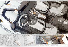 bmw vision future luxury concept steering wheel design sketch car design pinterest bmw. Black Bedroom Furniture Sets. Home Design Ideas