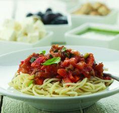 Spaghettitafel