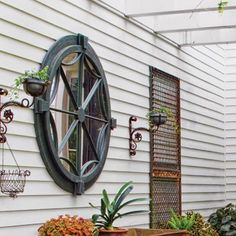 Photo: Judy White/Gardenphotos.com | thisoldhouse.com | from 39 Budget-Wise Ways to Create Outdoor Rooms
