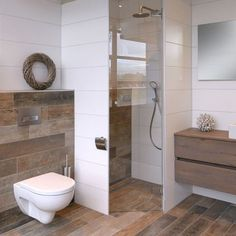 Below is a tiny shower room layout that said that realistically meets an easy, m., Below is a tiny shower room layout that said that realistically meets an easy, minimalist, modern and also extravagant interior design. Modern Bathroom Decor, Modern Bathroom Design, Bathroom Interior Design, Small Bathroom, Bathroom Ideas, Shower Ideas, Bathroom Sinks, Basement Bathroom, Interior Modern