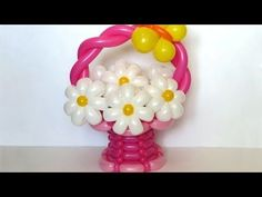 Корзина из шаров / Basket of balloons (Subtitles) - YouTube
