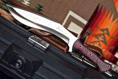 CFK USA iPak Custom Handmade D2 Combat Camp Bushcraft Gurkha Kukri Machete Knife #CFKCutleryCo