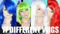 Best Halloween Crazy Wig Collection!