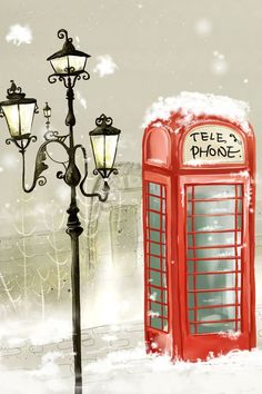 London #iPhone #wallpaper #christmas