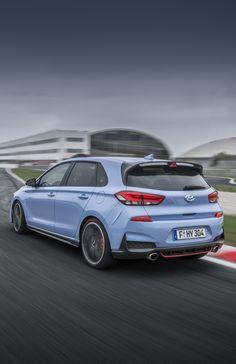 Der neue Hyundai i30 N - The all new Hyundai i30 N http://addicted-to-motorsport.de/2017/07/14/hyundai-i30-n-erster-hot-hatch-in-der-modellpalette/?utm_campaign=crowdfire&utm_content=crowdfire&utm_medium=social&utm_source=pinterest #hyundai #nürburgring #