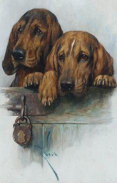ARTHUR WARDLE (BRITISH, 1864–1949).