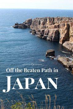 Off the Beaten Path Japan Shirahama