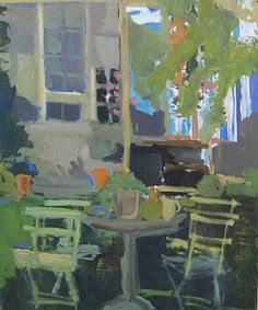 "Stephen Dinsmore, ""In the Garden"""