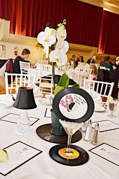 1000 images about 45 rpm decorations on pinterest 45 - Deco table retro ...