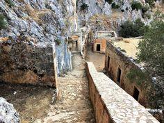 Φαράγγι Καθολικού: Ένας άγνωστος επίγειος παράδεισος #gorge #canyon #katholikoucanyon #φαραγγι #καθολικο #καθολικου #φαραγγικαθολικου Greece, Greece Country