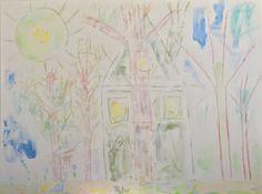 Mitro Fine Art Gallery Global Luxury Art: White Painting is Like a Bowl Of Vanilla Ice Cream...