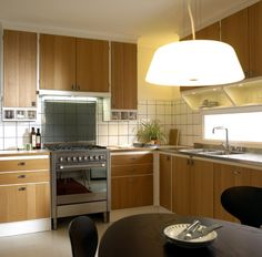 Retro kitchen from Kvänum.