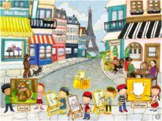 Mini Monet Art and studio