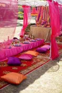 Our party designers will guide you step by step into realizing the ultimate Arabian Nights theme for your event. We are known for producing the most elaborate and elegant Arabian 1001 Nights themed parties. Your wishes are granted as we use our extensive inventory of authentic Arabian Nights party decorations, props, furniture, lighting, ceremonial tents, and much more. http://www.alibabaevents.com/arabian-nights-theme-party-production/