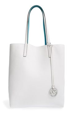 MICHAEL Michael Kors 'Izzy - Large' Pebbled Leather Tote (Nordstrom Exclusive) available at #Nordstrom
