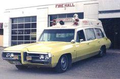 1969 Pontiac Ambulans