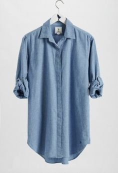 The OVERSIZE Shirt by MiH Jeans (extra long)