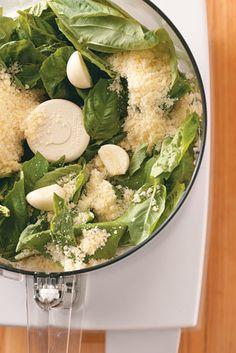 make your own pesto